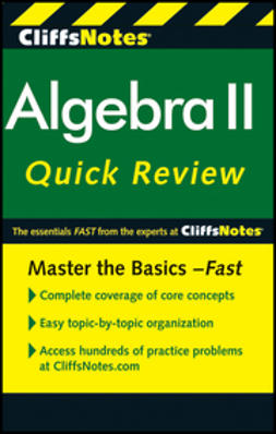 Kohn, Edward - CliffsNotes Algebra II QuickReview, ebook