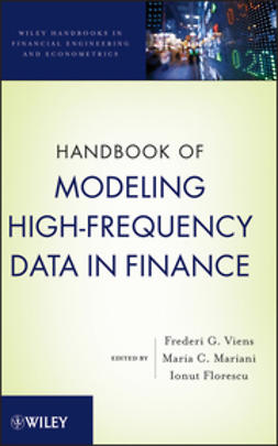 Florescu, Ionut - Handbook of Modeling High-Frequency Data in Finance, e-bok
