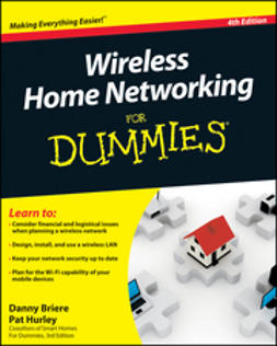 Briere, Danny - Wireless Home Networking For Dummies, ebook