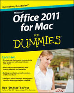 LeVitus, Bob - Office 2011 for Mac For Dummies, ebook