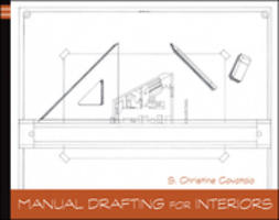 Cavataio, Christine - Manual Drafting for Interiors, ebook