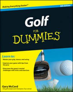 McCord, Gary - Golf For Dummies<sup>&#174;</sup>, e-kirja