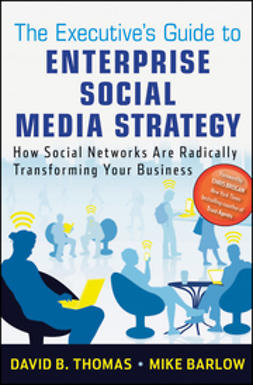 Barlow, Mike - The Executive's Guide to Enterprise Social Media Strategy: How Social Networks Are Radically Transforming Your Business, e-kirja