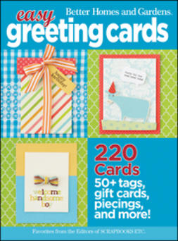 - Easy Greeting Cards, ebook