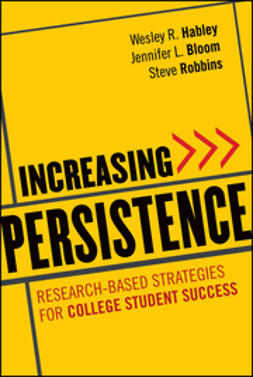 Bloom, Jennifer L. - Increasing Persistence: Research-based Strategies for College Student Success, ebook