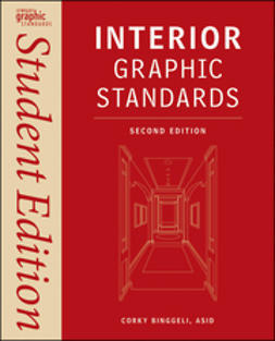 Binggeli, Corky - Interior Graphic Standards, ebook