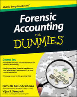 Kass-Shraibman, Frimette - Forensic Accounting For Dummies, ebook