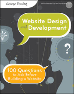 Plumley, George - Website Design and Development: 100 Questions to Ask Before Building a Website, ebook