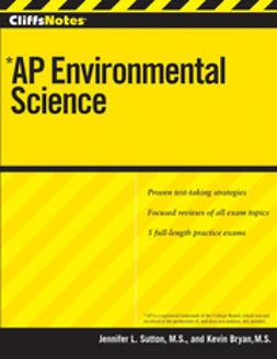Cliffsnotes Ap Environmental Science Ebook Ellibs Ebookstore