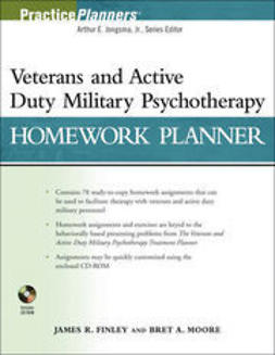 Finley, James R. - Veterans and Active Duty Military Psychotherapy Homework Planner, ebook