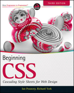 Pouncey, Ian - Beginning CSS: Cascading Style Sheets for Web Design, ebook