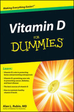Rubin, Alan L. - Vitamin D For Dummies, ebook