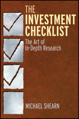 Shearn, Michael - The Investment Checklist: The Art of In-Depth Research, ebook