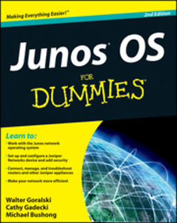 Goralski, Walter J. - JUNOS OS For Dummies, ebook