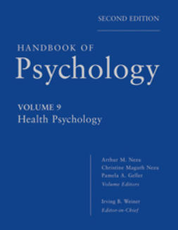 Weiner, Irving - Handbook of Psychology, Health Psychology, e-kirja