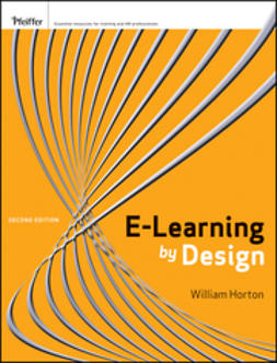 Horton, William - e-Learning by Design, ebook