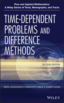 Gustafsson, Bertil - Time-Dependent Problems and Difference Methods, ebook