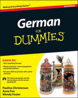 Christensen, Paulina - German For Dummies<sup>®</sup>, e-kirja