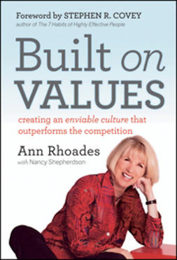 Covey, Stephen R. - Built on Values: Creating an Enviable Culture that Outperforms the Competition, e-bok
