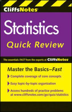 Voelker, David H. - CliffsNotes Statistics Quick Review, ebook