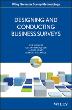 Haraldsen, Gustav - Designing and Conducting Business Surveys, ebook