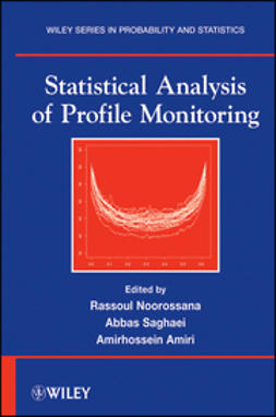 Noorossana, Rassoul - Statistical Analysis of Profile Monitoring, ebook