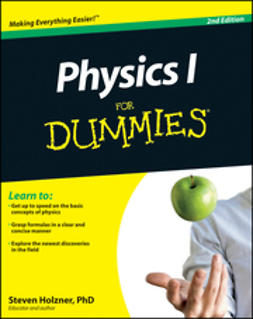 Holzner, Steven - Physics I For Dummies, ebook