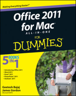 Bajaj, Geetesh - Office 2011 for Mac All-in-One For Dummies, ebook