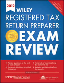 UNKNOWN - Wiley Registered Tax Return Preparer Exam Review 2012, ebook