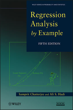 Chatterjee, Samprit - Regression Analysis by Example, e-bok