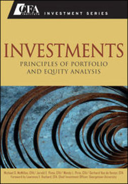 Kochard, Lawrence E. - Investments: Principles of Portfolio and Equity Analysis, e-bok