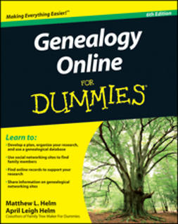 Helm, Matthew L. - Genealogy Online For Dummies, ebook