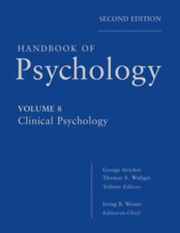 Weiner, Irving - Handbook of Psychology, Clinical Pschychology, ebook