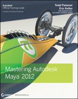 Palamar, Todd - Mastering Autodesk Maya 2012, ebook