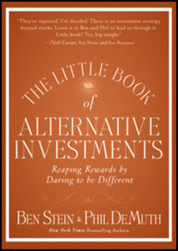 DeMuth, Phil - The Little Book of Alternative Investments: Reaping Rewards by Daring to be Different, e-bok