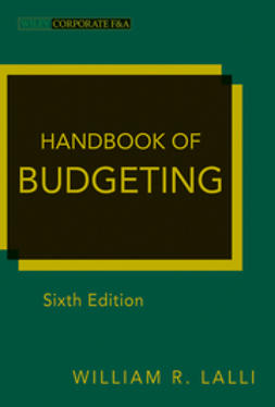 Lalli, William R. - Handbook of Budgeting, ebook