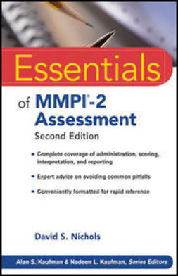 Kaufman, Alan S. - Essentials of MMPI-2 Assessment, e-kirja