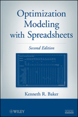 Baker, Kenneth R. - Optimization Modeling with Spreadsheets, ebook