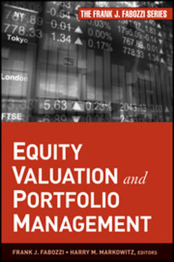Fabozzi, Frank J. - Equity Valuation and Portfolio Management, ebook