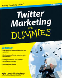 Lacy, Kyle - Twitter Marketing For Dummies, e-kirja