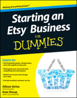 UNKNOWN - Starting an Etsy Business For Dummies, e-bok