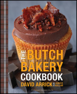 Arrick, David - The Butch Bakery Cookbook, e-bok