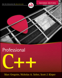 Gregoire, Marc - Professional C++, ebook