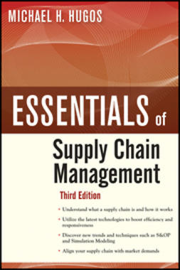 Hugos, Michael H. - Essentials of Supply Chain Management, ebook