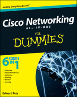 Tetz, Edward - Cisco Networking All-in-One For Dummies, ebook