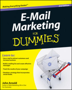 Arnold, John - E-Mail Marketing For Dummies, ebook