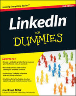 Elad, Joel - LinkedIn For Dummies, ebook