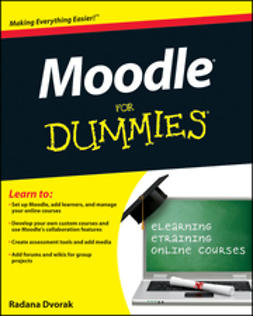 Dvorak, Radana - Moodle For Dummies, ebook