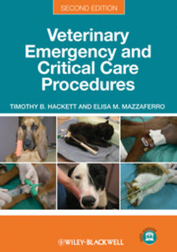 Hackett, Timothy B. - Veterinary Emergency and Critical Care Procedures, ebook