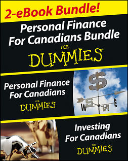 Martin, Tony - Personal Finance and Investing for Canadians eBook Mega Bundle For Dummies, e-bok